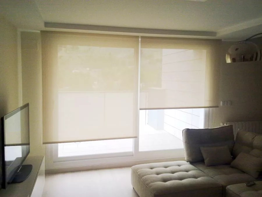 Cortinas Screen O Blackout