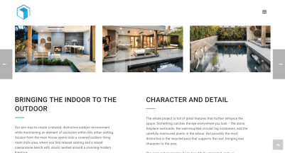 Website copy for boutique builders