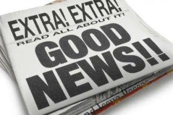 use a press release to shout about good news