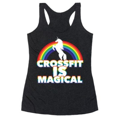 funny workout tank