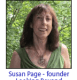 Susan Page, founder of Looking Beyond Master Psychic Readers. Call 1-800-500-4155 now!