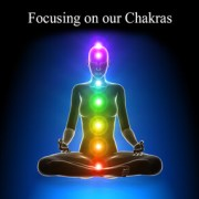 Focusing on our Chakras - Blog post by Looking Beyond Master Psychic Readers. Call 1-800-500-4155 now!