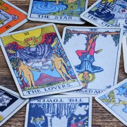 The Tarot Card, The Lovers - Blog post by Looking Beyond Master Psychic Readers. Call 1-800-500-4155 now!