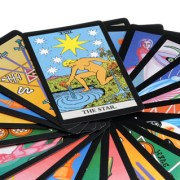 The Tarot Card, The Star - Blog post by Looking Beyond Master Psychic Readers. Call 1-800-500-4155 now!