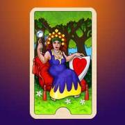 The Tarot Card The Empress at Looking Beyond Master Psychics. Call 1-800-500-4155 now!