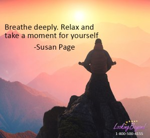Breathe Deeply, with Looking Beyond, by Looking Beyond Master Psychic Readers