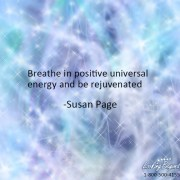 Breathe in Positive Energy, with Looking Beyond, by Looking Beyond Master Psychic Readers