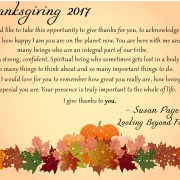 Thanksgiving, with Looking Beyond, by Looking Beyond Master Psychic Readers