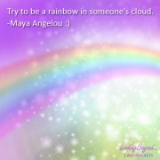 Try to be a rainbow - Blog Post - Looking Beyond Master Psychics