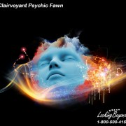 Clairvoyant Psychic Fawn is a life-long psychic. Fawn's specialties include: Emotional well-Being, Pets, Spiritual Growth, Loss / Grieving, Family / Friends Issues , Life Coaching, Life Destiny. Call Looking Beyond Master Psychic Readers 1-800-500-4155 now!