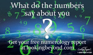 What do the numbers say about you - blog post - Looking Beyond Master Psychics