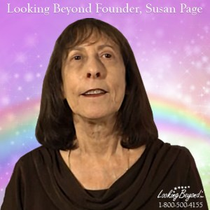 Founder of Looking Beyond Master Psychics, Susan Page