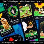 Get Tarot Card Readings at Looking Beyond Master Psychics