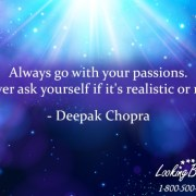 Always go with your passions - Looking Beyond Master Psychics