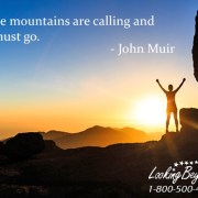 The Mountains Are Calling - Looking Beyond Master Psychics