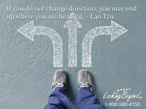Do Not Change Direction - Looking Beyond Master Psychics