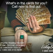What's In The Cards - Looking Beyond Master Psychics
