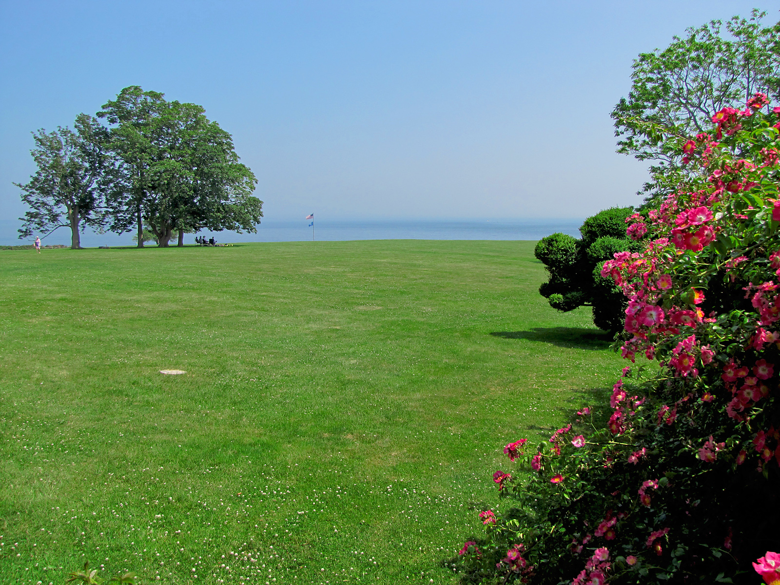 Eolia Mansion At Harkness Memorial State Park On
