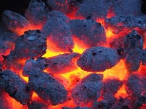 hot-coals