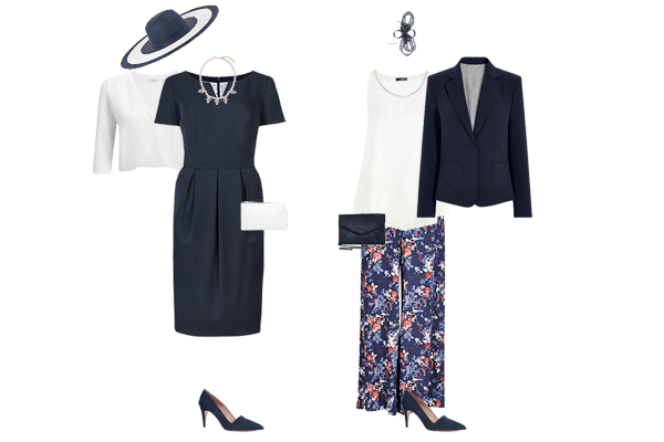 5 Spring Wedding Guest Outfits  Including Wearing Trousers to a Wedding  Looking Stylish