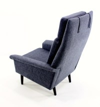 Stylish Danish Modern Mama & Papa Chairs - Lookmodern