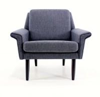 Stylish Danish Modern Mama & Papa Chairs - Lookmodern