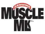 Muscle MLK logo