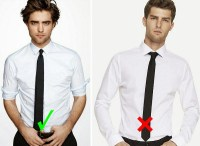 Rules of Wearing Skinny Ties in Perfect Way for Men ...