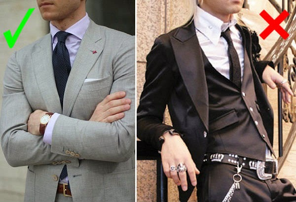 15 Common Mistakes Men make in wearing Suits  LooksGudin