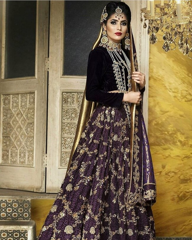 33 Pakistani Bridal Lehenga Designs To Try In Wedding