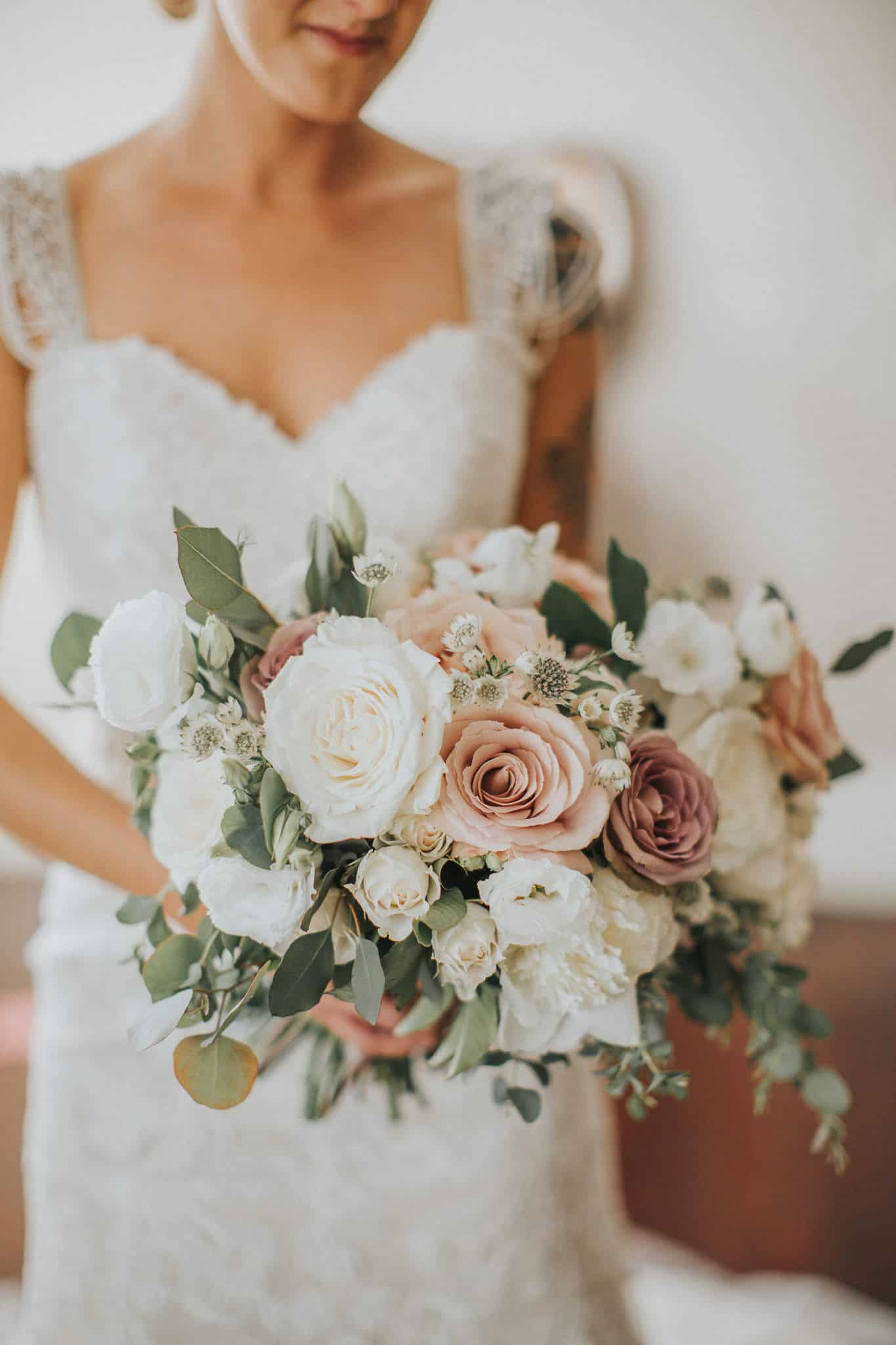 bridal bouquets the top