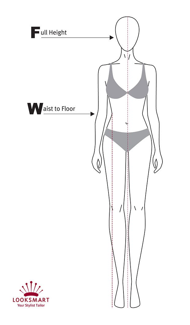 A Woman's Guide to Clothing Measurements