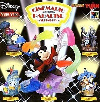 迪士尼經典動畫魔幻天堂場景組-米奇幻想曲   孟小靖's 迪士尼公主城堡Disney Princess Castle