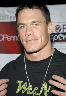 John Cena Charity Work Amp Causes Look To The Stars