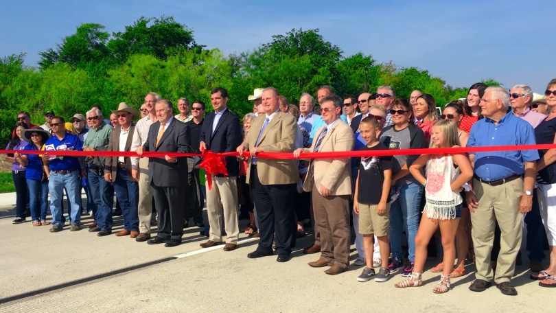 Decades in the Making – Highway 34 Bypass Ribbon Cutting