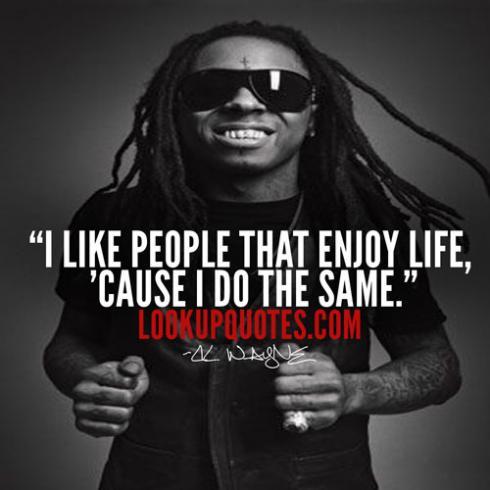 quotes lil wayne quotes - Lil Wayne Quotes