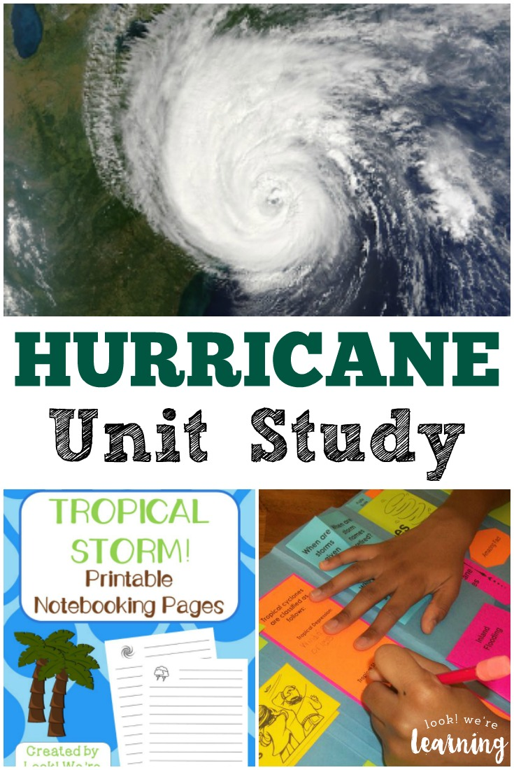hight resolution of learn about extreme summer weather with this hurricane unit study for kids
