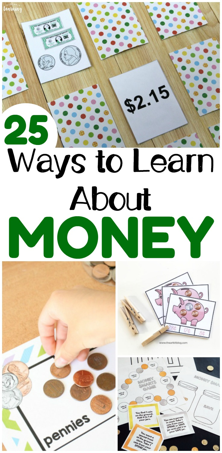 medium resolution of Money Activities for Second Grade