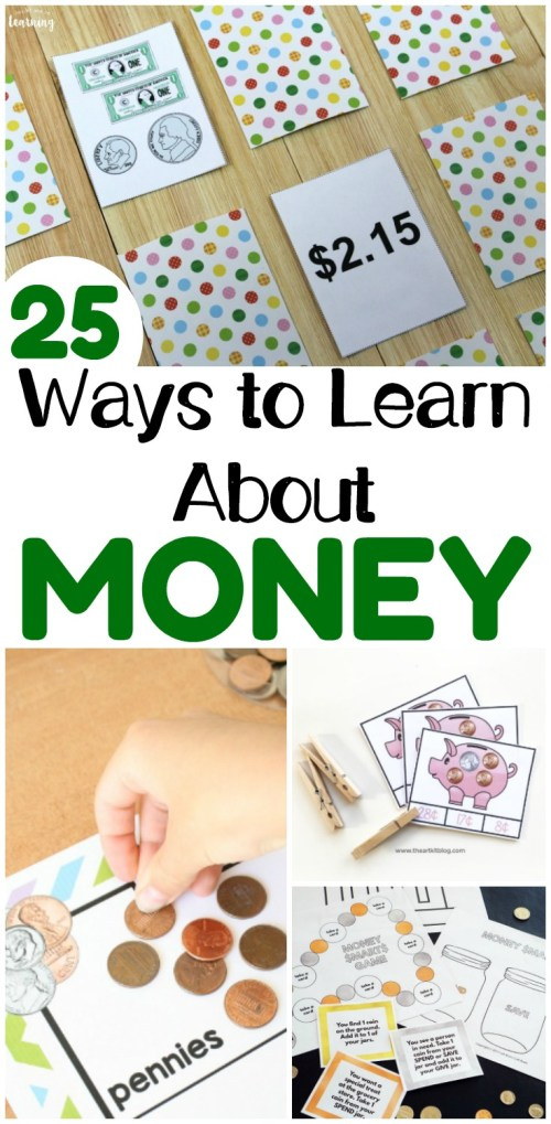 small resolution of Money Activities for Second Grade