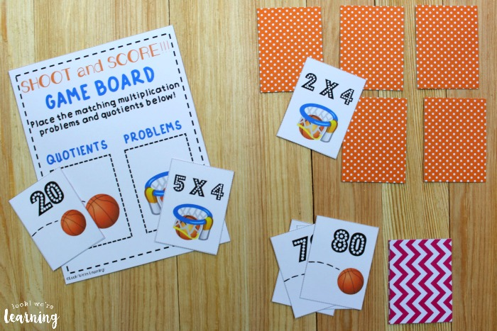 shoot and score printable