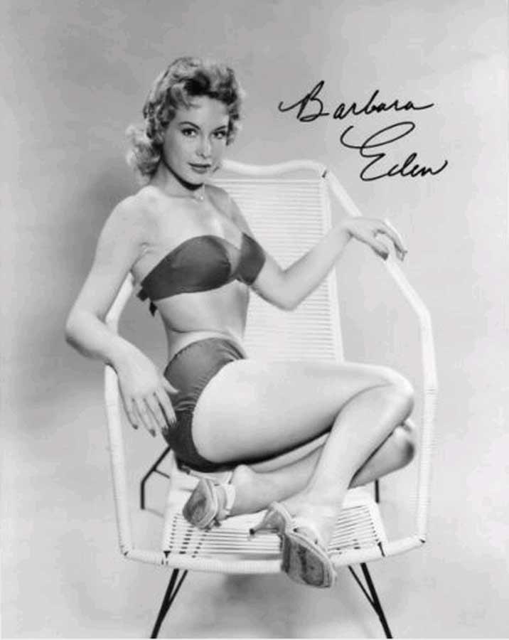 Barbara Eden Born August 23 1934  Look Whos Turning