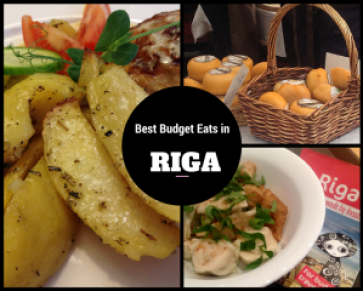 Best Budget Eats Riga
