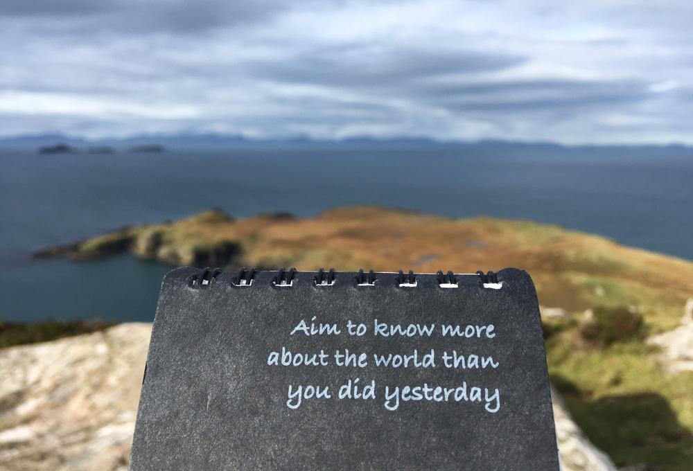 Rudha Hunish, Isle Of Skye