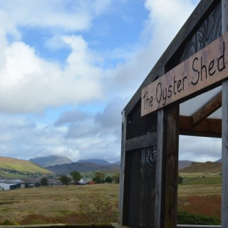 The Oyster Shed, Carbost, Isle of Skye