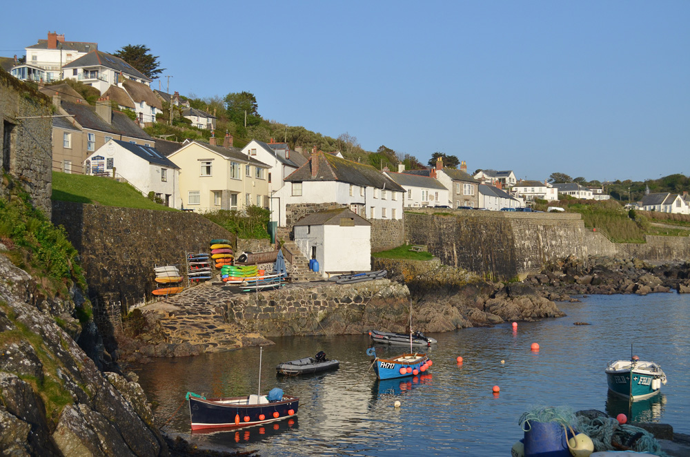 Off the beaten track in Cornwall: A birthday weekend on the Lizard Peninsula