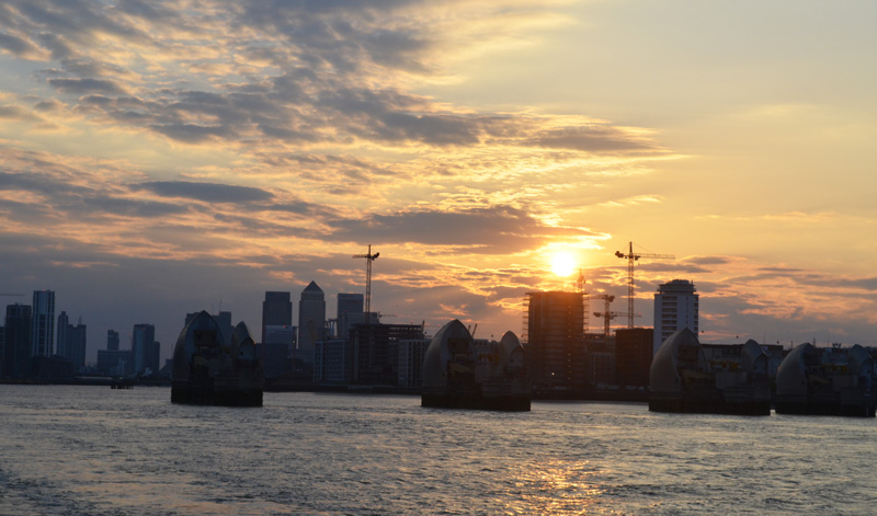 LondonGreenwichSunset