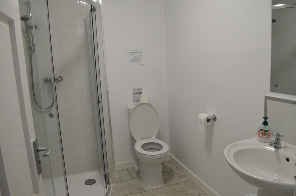 Longstone Lodge Bathroom