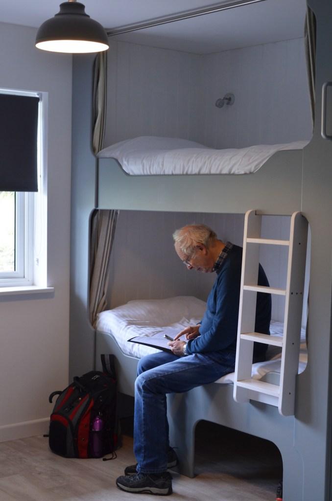 Longstone Lodge Bedroom