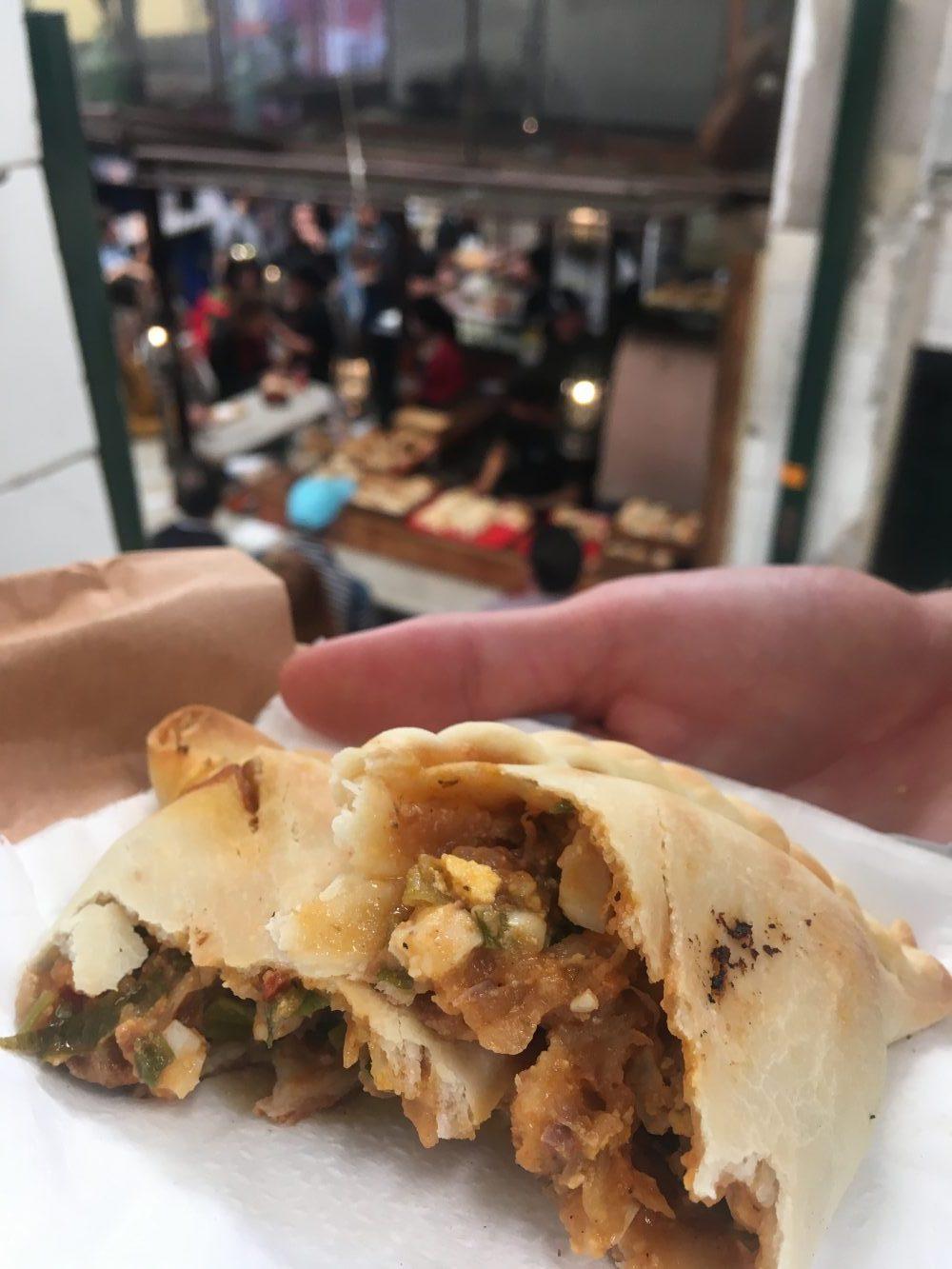 Empanada San Telmo