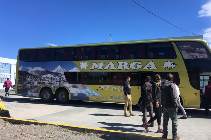 What is it like to take a night bus in South America?
